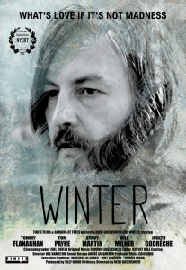 Official Winter poster.