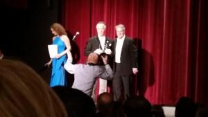 Tony Sirico receives a Lifetime Achievement Award.