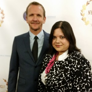 Sebastian Roche and Michelle Kenneth (Diary of a Perfectionist Wannabe).