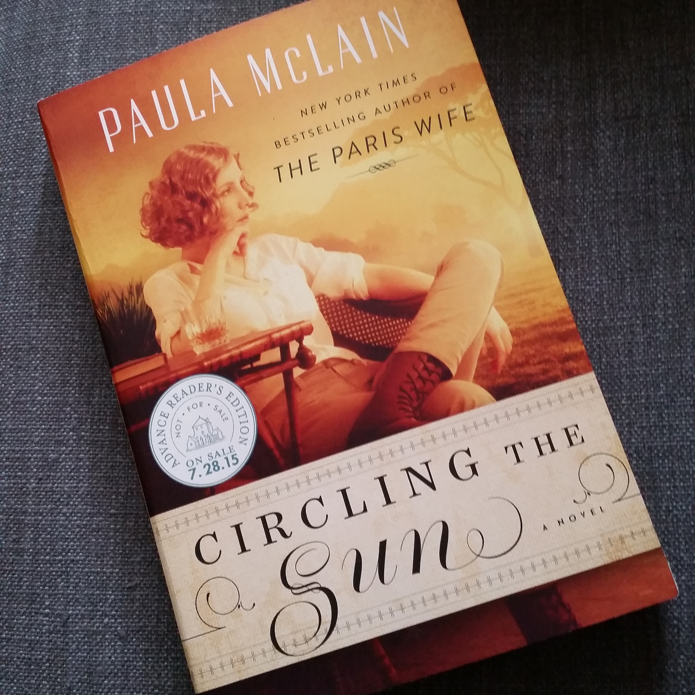Book Review: Circling The Sun - Perfectionist Wannabe