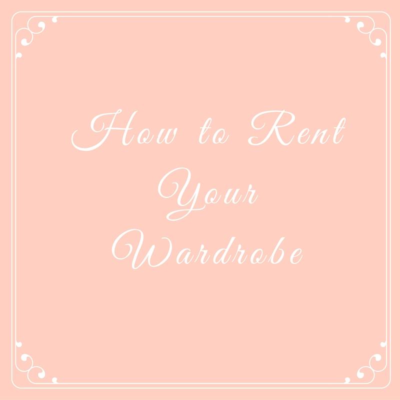 Rent Wardrobe