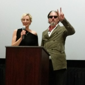 "Heidi Greensmith and Tommy Flanagan win for ""Winter."""