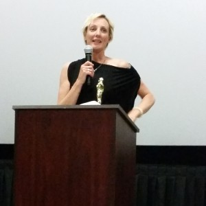 "Heidi Greensmith, Director of ""Winter."""