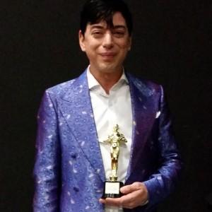 """Malan Breton wins for his film """"Malan Breton: A Journey to Taiwan."""""""